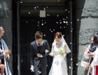 日本轻井泽森之美教堂婚礼,乐惟重庆海外婚礼婚纱摄影