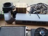 供应劳恩斯-酷派空调 压缩机 冷凝器 蒸发器等配件零售与批发