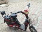 简易电动自行车