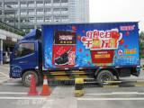 深圳龙岗货车广告喷绘喷漆费用
