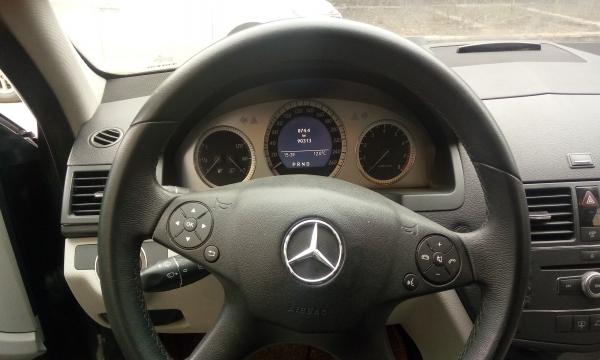 奔驰C级2008款 C 180 K Coupe 1.8T 自动 Sport(进口