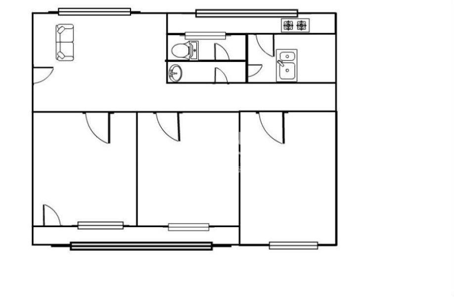 急租地铁口精装大四房!带中央空调.办公居住均可!看房随时省直花园小区