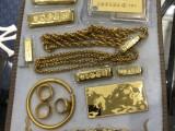 北京大兴区高价回收黄金铂金钯金首饰金条摆件