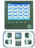 内蒙古大型无纸记录仪48路温湿度记录仪