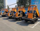 广西供应工程履带运矿四不像运输车多少钱