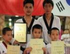 重庆月光艺校培训学校专业培训跆拳道 围棋 语言