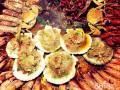 海鲜蒸货大排档/海鲜自助主题餐厅/海鲜大咖烧烤自助