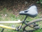 双碟刹山地自行车,不骑了,可以正常骑行,变速器有点问题,不影