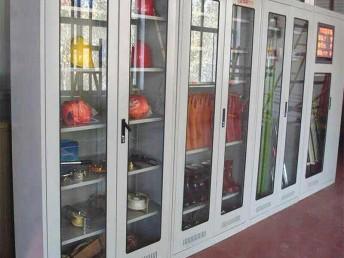 晋州鑫宇电力安全工具柜移动电工柜铁皮柜