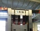 青岛工厂搬迁之大型压力机吊装搬迁运输