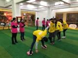 上海团建好去处 公司团建 拓展训练 公司团建 趣味游戏