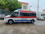 喀什長途轉運服務-喀什救護車租賃中心-收費透明