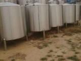 供应二手卧式不锈钢储罐 二手化工设备低价转让厂家直销货到付款