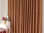 厂家直销  柯桥窗帘布批发面料全网最低价双面鸟巢提花遮光布欧式