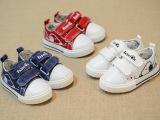 2015春秋新款儿童帆布鞋 韩版潮手绘宝宝鞋 货源稳定童鞋一件代