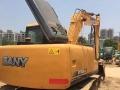 转让干活的设备九成新12年挖掘机三一155挖掘机