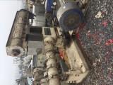 二手颗粒机 混合机不锈钢罐 搪瓷反应釜 滚肉机 冷凝器
