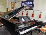 蘇州通和琴行寄售雅馬哈190大三角鋼琴7成新