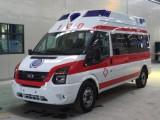 大庆病人转院救护车出租电话-急速派车接送