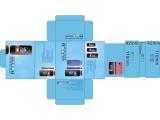 厂家直销-手机包装彩盒-250克灰卡纸彩印过膜裱坑纸