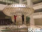 北京朝阳专业清洗公司,大型水晶灯清洗,吊灯清洗,壁纸清洗,