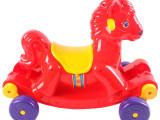 安贝乐儿童滑行车学步车玩具车摇摆车摇马宝宝童车贝因美奶粉赠品