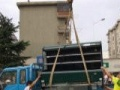 网购 实木 大件家具沙发专业搬运吊装上楼业务兼安装