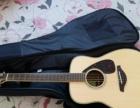 雅马哈FG830吉他