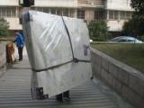 合肥政务搬家用的纸箱子 钢琴搬运 包装运输 吊装钢琴 上门服