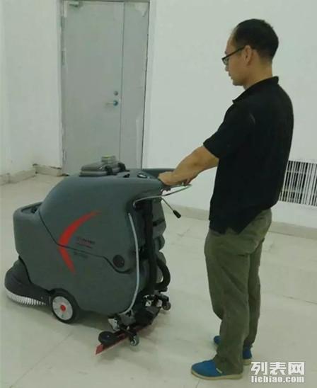 鲁山叶县郏县宝丰睢县供应合肥高美单刷式洗地机GM50B