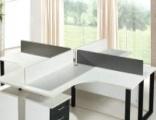專業定制辦公桌椅員工位電銷卡座開放式辦公桌