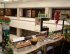 广州高规则位上餐 高端自助餐 高端冷餐会策划