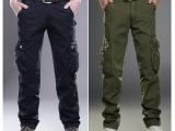 外贸男休闲裤 男士户外多袋长裤 新款男式野外活动裤厂家直销218