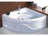 伊嘉利卫浴三角形亚克力浴缸WLS-835
