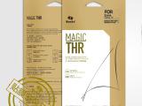邦克仕 三星S5手机膜  THR 5H超强防刮套装系列保护贴膜