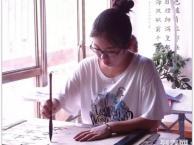 深圳龙华古韵画室书法培训,成人书法培训,儿童书法培训