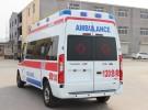 上海第六医院救护车+上海长途120救护车联系电话多少?面议