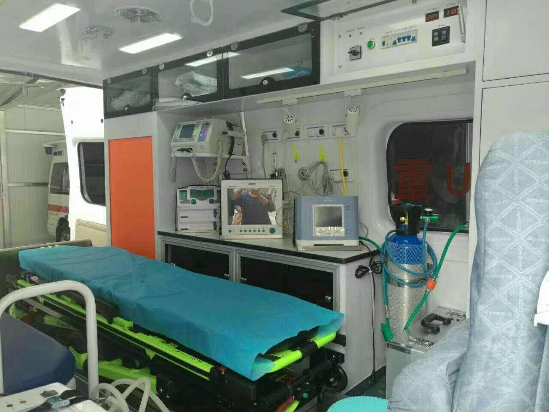 惠州救护车出租转院,惠州长途救护车活动救护车中港救护车出租