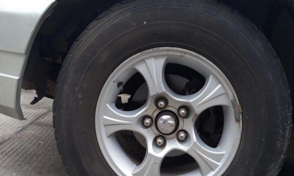 扬子飞铃SUV2007款 2.8T 手动 柴油两驱 手续全 过户快