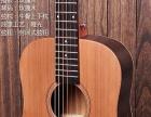 全新红松面单吉他750卖。