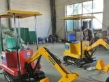 儿童可乘坐挖掘机 游乐设备挖掘机 多功能 电动型