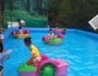 郑州儿童娱乐设备出租蹦床蹦极摇摇车手摇船儿童挖掘机