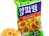 韩国进口休闲零食品批发农心洋葱圈170g
