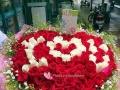 包河花园鲜花店七夕情人节鲜花 合肥全城配送 红玫瑰