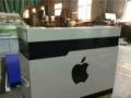 维修台烤漆苹果收银台中国移动受理台新款手机店柜台