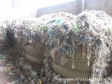现货供应高压废塑料 LDPE废塑料 杂色废塑料 再生PE膜