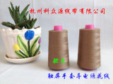 元宵节前优惠促销 质量好 价格优 驼色 触屏导电绣花线