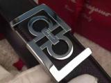 终于知道菲拉格慕黑棕双面皮带,与专柜品质一样的多少钱