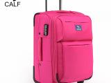 【代理】CALF/品牌拉杆箱万向轮旅行箱密码箱行李箱包男女登机箱