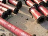 厂家专业供应橡胶钢丝管 大口径橡胶钢丝胶管 橡胶钢丝管批发